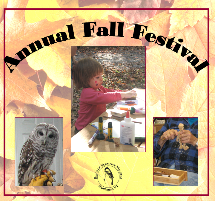Come to our annual Fall Festival!
