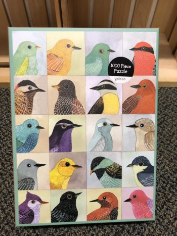 1000-piece Avian Friends puzzle