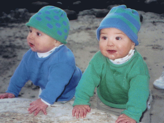 Kids cotton sweater - solid